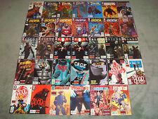 Marvel Max Comics Huge Lot Thor Vikings Blade Howard Duck Cage Hood Rawhide Kid
