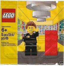 LEGO Exklusiv Figur LEGO Store Mitarbeiter 5001622 Exklusiv Set
