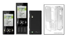 Coque Cristal Transparente (Protection Rigide) ~ Sony Ericsson G705 // G705i
