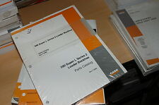 CASE 590 Super L Series 2 Backhoe Loader Parts Manual book catalog spare list