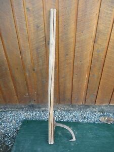 "VINTAGE Cant Hook 46"" Log Roller Peavey Lumber Jack Mill VERY OLD!!"