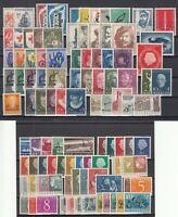 Z4660/ NETHERLANDS – 1952 / 1957 MINT MNH SEMI MODERN LOT – CV 530 $