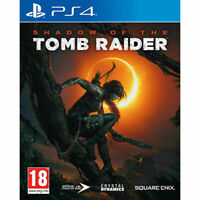 Shadow of the Tomb Raider PS4 MINT - Same Day Dispatch via Super Fast Delivery