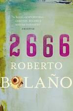 2666 by Roberto Bolano (Paperback, 2009)