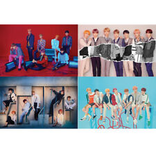 BTS - LOVE YOURSELF 結 ANSWER S E L F VER. OFFICIAL 4 POSTER SET