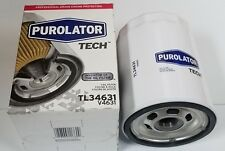 (SC) TL34631 Purolator Oil Filter Chevrolet Express1500 Savana 3500 C2500