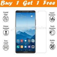 For Huawei MATE 10 MATE 20 Pro Lite Tempered Glass Screen Protector Protection