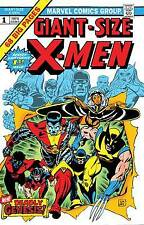 GIANT SIZED X-MEN #1 FACSIMILE EDITION (17/07/2019)