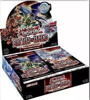 YUGIOH BATTLES OF LEGEND: ARMAGEDDON BOOSTER BOX PRE-SALE!!! SHIPS 7/24