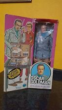 actions figures six million dollar man della kenner