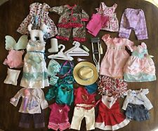 """Huge Lot Of American Girl Doll & Other Clothes Accessories Outfits 16"""""""