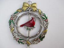 zz10cd Very Special Teacher Christmas Cardinal 3D Ornament Ganz