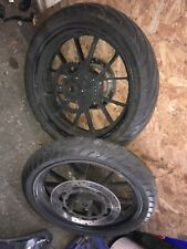 YAMAHA YZF-125/MT 125 2014-2018 front and rear wheels with tyres And Disk