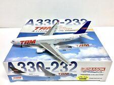 Dragon Wings TAM Brasil Airbus A330-232 The Magic Red Carpet 1:400 PT-MVA 55141