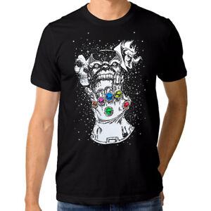 Thanos Infinity Gauntlet Art T-Shirt, Avengers Infinity War Tee, All Sizes