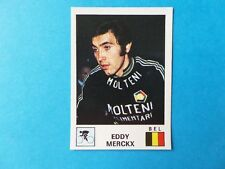 1974 Panini EDDY MERCKX Cycling Bicycling CARD Sticker TOUR de FRANCE NrMT RARE!