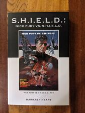 Marvel Premiere Classic Library Edition HC #81-1ST NM 2011 Nick Fury vs SHIELD