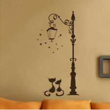 Cute Cat Fashion Wall Stickers Funny Cat Stickers Living Room Decor Wall Y2