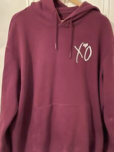 The Weeknd XO Hoodie Pullover