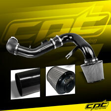 05-10 Chevy Cobalt 2.2L/2.4L 4cyl Black Cold Air Intake + Stainless Air Filter
