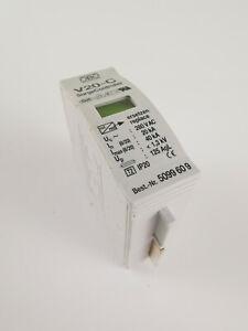 OBO Bettermann V 20-C Überspannungsableiter 5099609 V20-C Surge Controller
