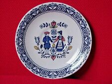 Johnson Bros Hearts & Flowers Saucer Plate Staffordshire Old Granite Ironstone