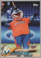 2018 TOPPS OPENING DAY MASCOTS - PART 2 - CHOOSE FROM LIST