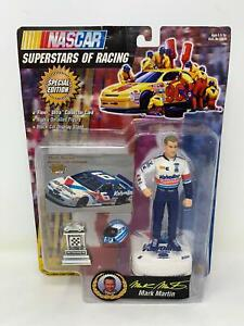 Nascar Superstars of Racing, Mark Martin Action Figure 1997