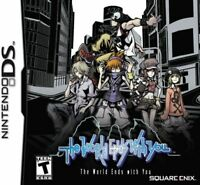 The World Ends with You (DS, 2008) GAME CARTRIDGE ONLY, USA VERSION, TESTED
