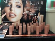 New Maybelline Colorsensational The Buffs Lipstick , You Choose