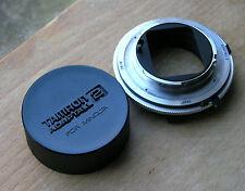Minolta MD MC Sr Tamron Adaptall 2 tapa de montaje y usada pero buena (no Sony Af)