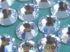 20ss CRYSTAL Swarovski Rhinestones 144 pcs