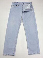 Levi's 501 Vintage Ultimate denim azul clásico RED TAB JEANS W32 L29 LVJ922