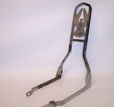 VINTAGE PHOENIX SISSY BAR OLD SCHOOL CHOPPER BSA TRIUMPH NORTON METRIC HARLEY
