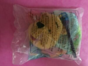 1999 McDonald's Winnie the Pooh Piglet Soft Toy #5 Happy Meal Toy NEW Sealed