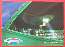 THUNDERBIRDS (The 2004 Movie) - Card#19 - Thunderbird 2 - Cards Inc 2004
