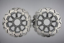 Dischi freno anteriore margherita per Ducati Monster 1100 S ABS 2009-2013