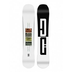 Brand New Sealed 2021 DC EMB Every Man's Snowboard 156 cm Directional Twin