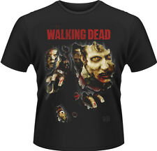 Walking Dead - Zombies Ripped T-Shirt Homme / Man - Taille / Size M PLASTIC HEAD