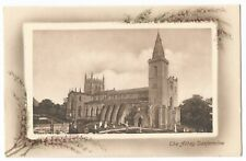 Dunfermline - The Abbey - Postcard - By Valentines, #657