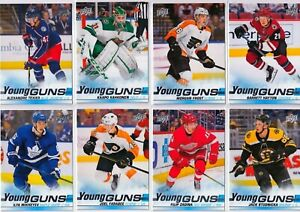 '19/20 Upper Deck YOUNG GUNS rookie cards SERIES 1 , 2 & UPDATE *pick from list*