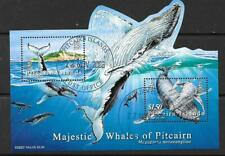 PITCAIRN ISLANDS SGMS723 2006 HUMPBACK WHALES FINE USED