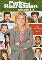 Parks and Recreation - Season 6 New DVD