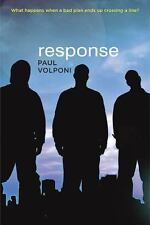 Response by Paul Volponi (English) Paperback Book