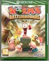 Worms Battlegrounds   'New & Sealed' *XBOX ONE (1)*