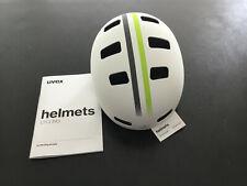 Mercedes-Benz Fahrradhelm Kinder mit Komfortverschluss in weiß  - UVEX B66450198