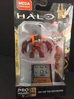 Mega Construx Halo Series 10 YapYap The Destroyer (GFT42) ProBuilders 15 Pcs New