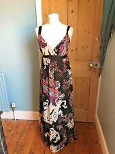 Lovely polyester maxi sundress by Next -size 12