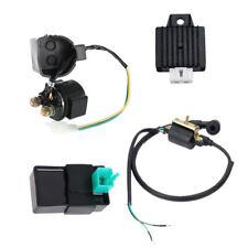 Ignition Coil CDI Regulator Rectifier Ralay Kit For 50cc-110cc ATV Quad TaoTao