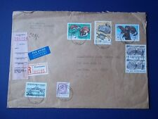 Finland Cover. 1982. Larger envelope - 9 x 6 1/4 inches .